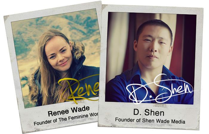 Renee David Polaroid
